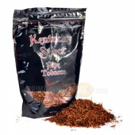 Buy Kentucky Select Full Flavor Red Pipe Tobacco 16 Oz