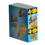 4 Kings Cigarillos 15 Packs of 4 Vanilla