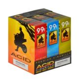 Acid Assorted Cigarillos Pre Priced Pack of 30