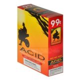 Acid Bold Red Cigarillos Pre Priced Pack of 10