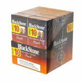 Blackstone Tip Peach Cigarillos 20 Packs of 5