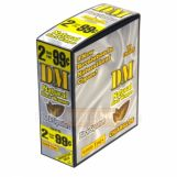 Double Maestro Cigarillos Black 2 for 99 Cents Pre Priced 15 Packs of 2