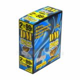 Double Maestro Cigarillos Blueberry 2 for 99 Cents Pre Priced 15 Packs of 2
