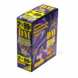 Double Maestro Cigarillos Grape 2 for 99 Cents Pre Priced 15 Packs of 2