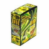 Double Maestro Cigarillos Kush 2 for 99 Cents Pre Priced 15 Packs of 2