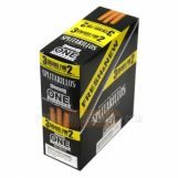 Splitarillos Cigarillos 15 Packs of 3 Cigars One Hundred