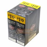 Swisher Sweets Black Cigarillos 1.19 Pre-Priced 30 Packs of 2