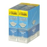 Swisher Sweets Arctic Ice Cigarillos 30 Packs of 2