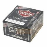 Swisher Sweets Black Cigarillos 69c Pre-Priced Box of 60