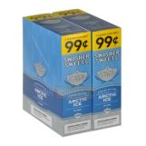 Swisher Sweets Arctic Ice Cigarillos 99c Pre-Priced 30 Packs of 2