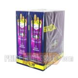 White Owl Cigarillos 1.19 Pre Priced 30 Packs of 2 Cigars Grape