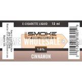 LSmoke E Cig Liquid Cinnamon 12ml Bottle 1.6% of Nicotine
