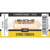 LSmoke E Cig Liquid Citrus 12ml Bottle 1.6% of Nicotine