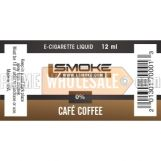 LSmoke E Cig Liquid Coffee 12ml Bottle 0% of Nicotine