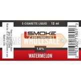 LSmoke E Cig Liquid Watermelon 12ml Bottle 1.6% of Nicotine