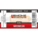 LSmoke E Cig Liquid Watermelon 12ml Bottle 2.4% of Nicotine