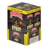 Backwoods Singles Dark Stout Cigars Pack of 24