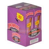 Backwoods Singles Honey Berry Cigars Pack of 24