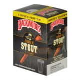 Backwoods Sweet Dark Stout Cigars 8 Packs of 5