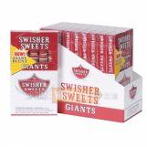 Swisher Sweets Regular Giants 10 Packs of 5
