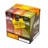 Swisher Sweets Assorted Outlaws 30 Packs of 2