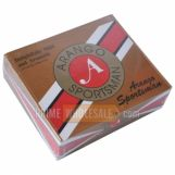 Arango Sportsman No. 100 Natural Cigars Box of 50