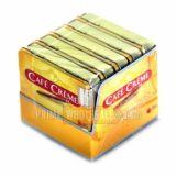 CAO Cafe Creme Original Small Cigars 10 Packs of 10