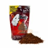 4 Aces Pipe Tobacco Regular (Red) 6 oz. Pack