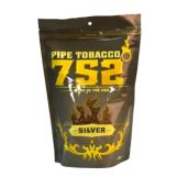 752 Silver Pipe Tobacco 6 oz. Pack